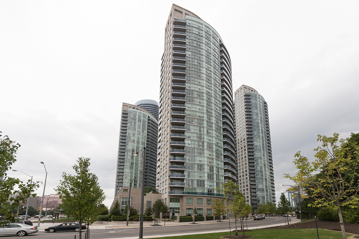 90 Absolute Ave, Unit 2504, Mississauga L4Z 0A3, ON