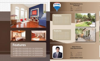 4 Page Brochure 4